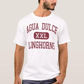 Agua Dulce - Longhorns - Senior - Agua Dulce Texas T-Shirt