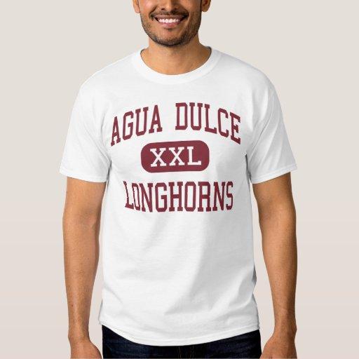 Agua Dulce - Longhorns - Senior - Agua Dulce Texas T Shirts