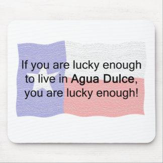 Agua Dulce Lucky Mousepad