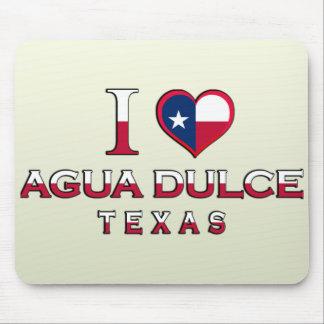 Agua Dulce, Texas Mouse Pad
