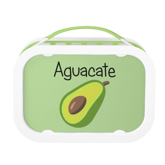 Aguacate (Avocado) Lunch Box