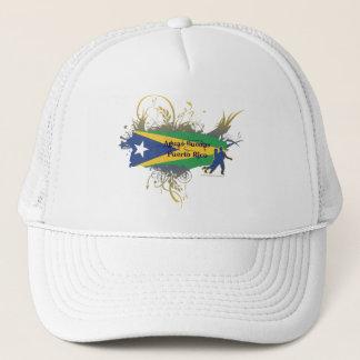 Aguas Buenas - Puerto Rico Trucker Hat