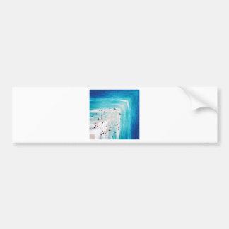 Aguas Bumper Sticker