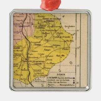 Aguascalientes, Mexico 2 Christmas Ornament