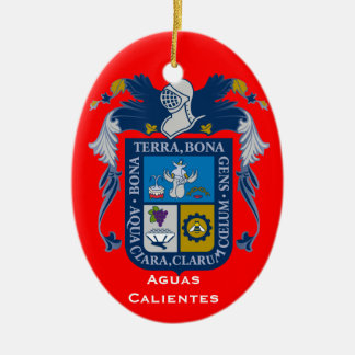 Aguascalientes*, Mexico Christmas Ornament