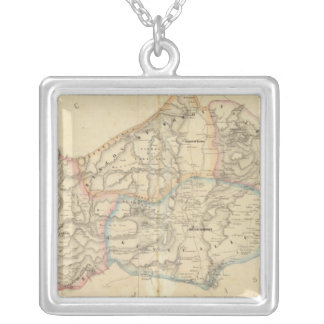 Aguascalientes, Mexico Silver Plated Necklace
