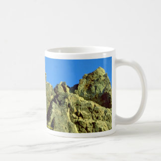 Aguerrigerry at sunrise rock formation coffee mugs
