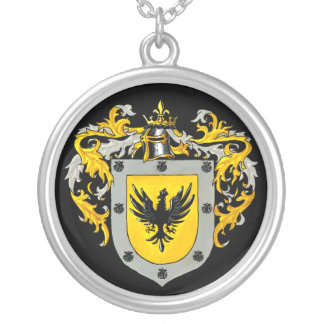 Aguilera Coat of Arms Necklaces