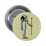 Ägypten Göttin Bastet egypt goddess Anstecknadelbutton