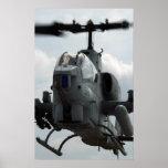 AH-1 Super Cobra Poster