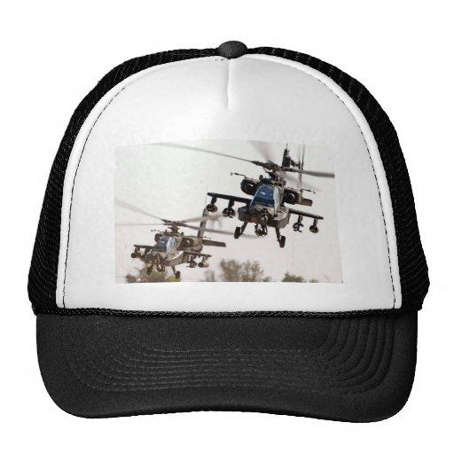 AH-64 Apache Mesh Hats