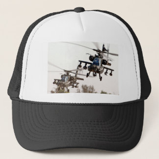 AH-64 Apache Trucker Hat