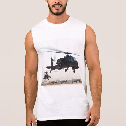 AH-64 Apache Tee Shirts