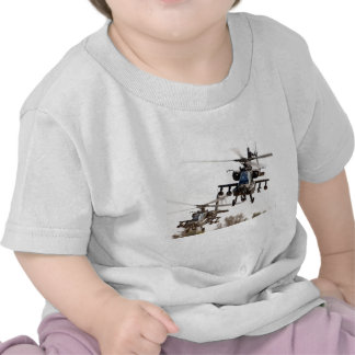 AH-64 Apache T Shirts