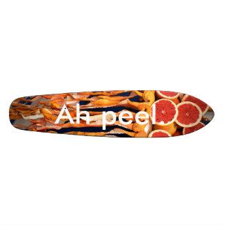 Ah peel Board 19.7 Cm Skateboard Deck