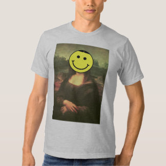 Ah, That Smiley Face Shirts