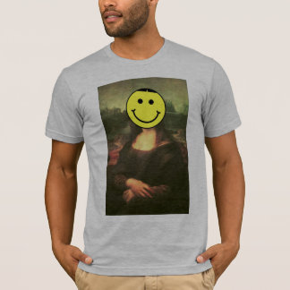 Ah, That Smiley Face T-Shirt