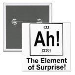 Ah! The Element of Surprise. Button