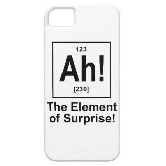 Ah! The Element of Surprise. iPhone 5 Case