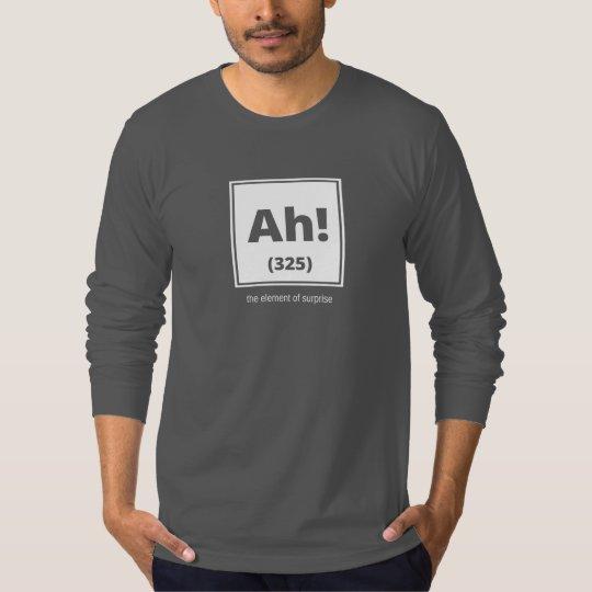 Ah! The element of surprise - Men's Long