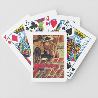Aharon's Art Bicycle Playing Cards
