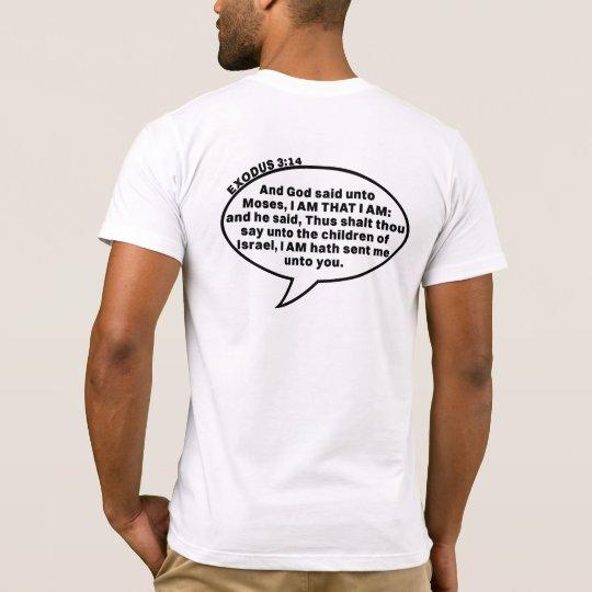 AHAYAH ASHAR AHAYAH w/ LION T-Shirt