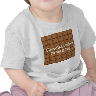 ahhh chocolate shirt