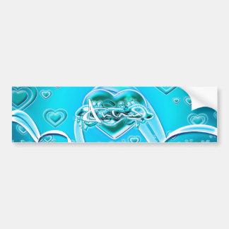 Ahlam Bumper Sticker