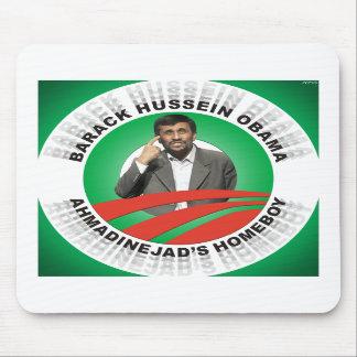 Ahmadinejads Homeboy Mousepad