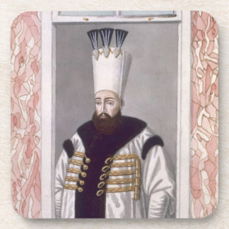 Ahmed III (1673-1736) Sultan 1703-30, from 'A Seri Coaster