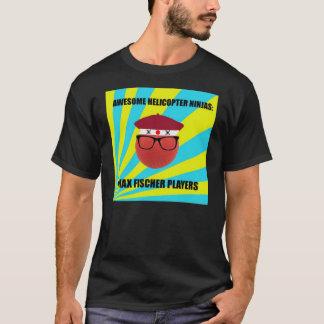 AHN: MFP - Kickball's My R*shm*re (white letters) T-Shirt