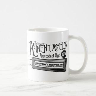 Ahnentafel's Ancestral Rub Basic White Mug
