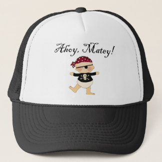 Ahoy Matey Baby Pirate Hat