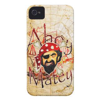 Ahoy Matey Pirate BlackBerry case