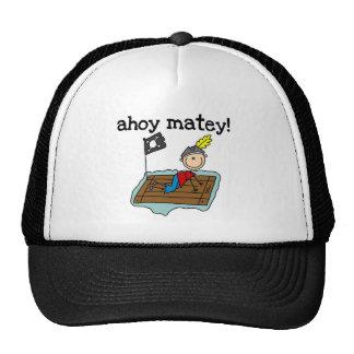 Ahoy Matey Pirate Hat