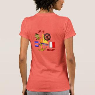 Ahoy Matey - T-shirt