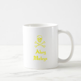 Ahoy Mateys Mugs