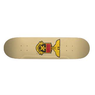 AHP Crest - Color 20 Cm Skateboard Deck