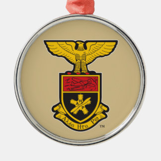 AHP Crest - Color Christmas Ornament