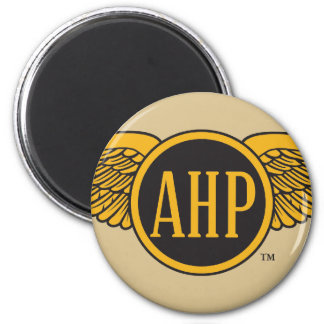 AHP Wings - Color 6 Cm Round Magnet