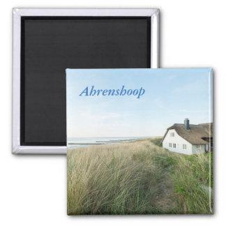 Ahrenshoop Square Magnet
