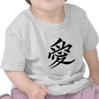 ai_kanji_love tshirt
