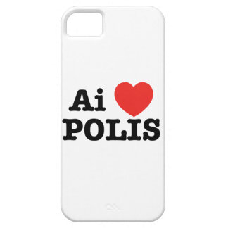 Ai Love Polis : The 100 phone case (I Love Polis)