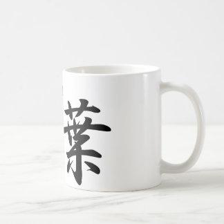 aiba basic white mug