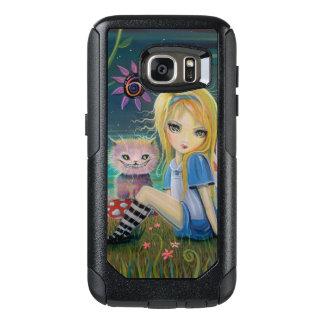 Aice in Wonderland Fantasy Art OtterBox Samsung Galaxy S7 Case