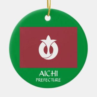 Aichi Japan Prefecture Ornament