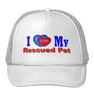 Aid911 Adoption Drive Custom Caps. Volunteers Want Cap