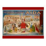 Aida at the Hippodrome 1908