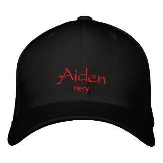 Aiden Embroidered Cap / Hat