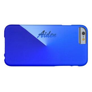 Aiden Full Blue iPhone 6 Case